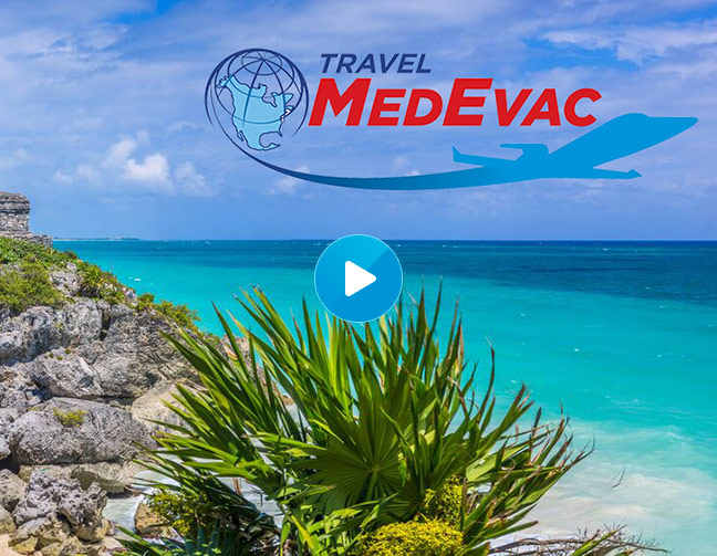 Travel MedEvac Promo video